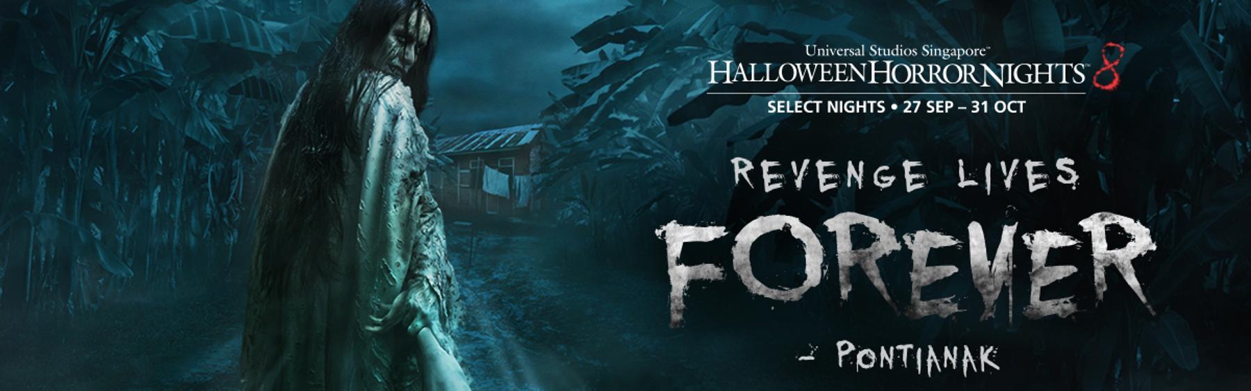 halloween horror nights 8 | buy tickets | hapz